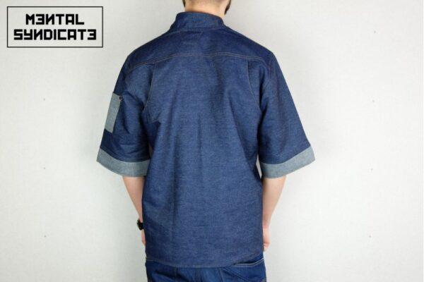 Chef Jacket ''One Self'' BRUT - 6