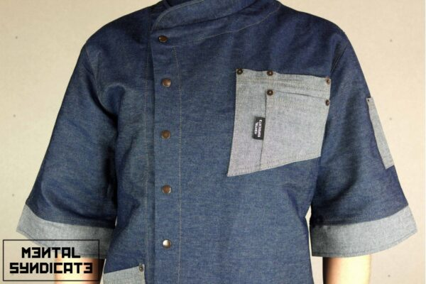 Chef Jacket ''One Self'' BRUT - 7