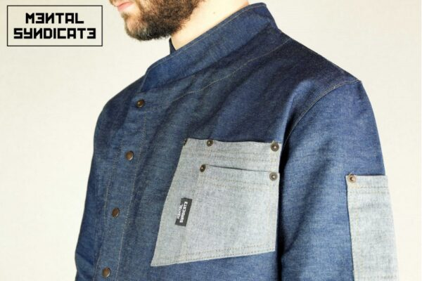 Chef Jacket ''One Self'' BRUT - 0