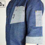 Chef Jacket ''One Self'' BRUT - 1