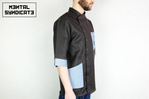 Chef Jacket ''One Self'' БЛЕК - 4