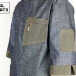 Chef Jacket ''Oneself'' - 3