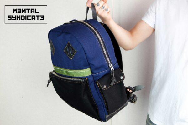 Classic ''Bizarre'' Backpack - 3