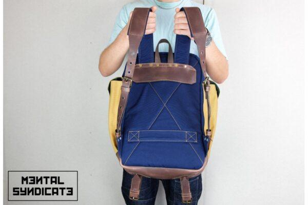 ''Flip'' Backpack - 3
