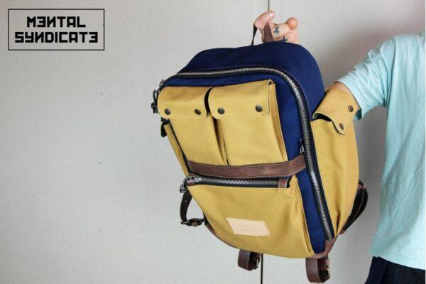 ''Flip'' Backpack - 4