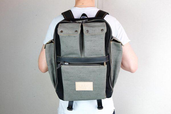 ''Flip'' Backpack HRTG - 2