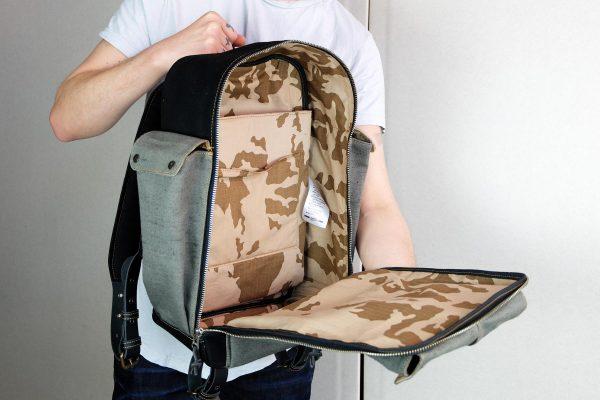 ''Flip'' Backpack HRTG - 4