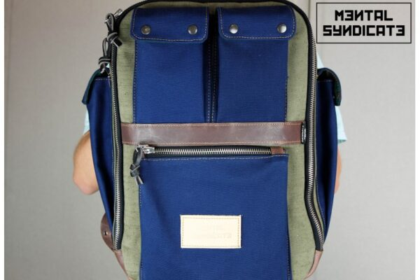 ''Flip'' Backpack Military - 4