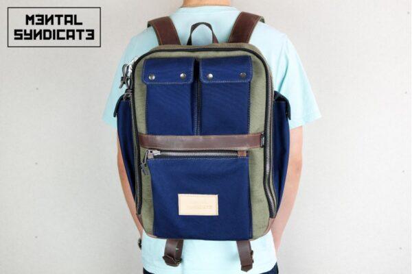 ''Flip'' Backpack Military - 5