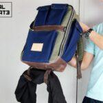 ''Flip'' Backpack Military - 0