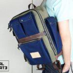 ''Flip'' Backpack Military - 2