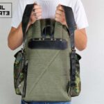 Canvas Backpack ''Loot'' CAMO - 3