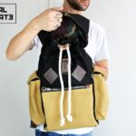 Canvas Backpack ''Loot'' MSTRD - 0