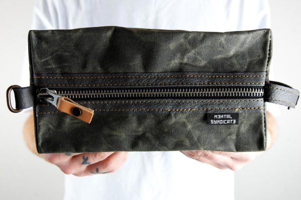 Mentalist Dopp Kit ''WAX'' - 5