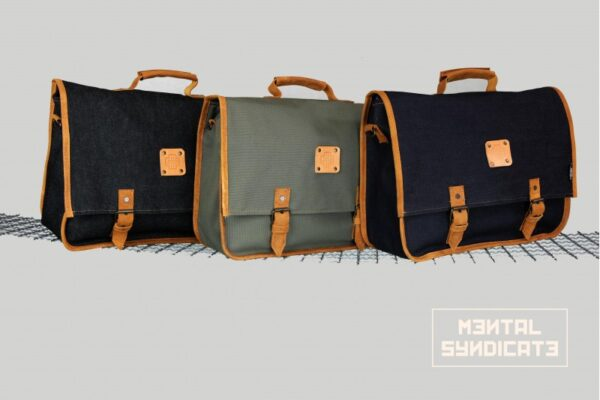 Peyo Messenger Bag Selvedge - 4