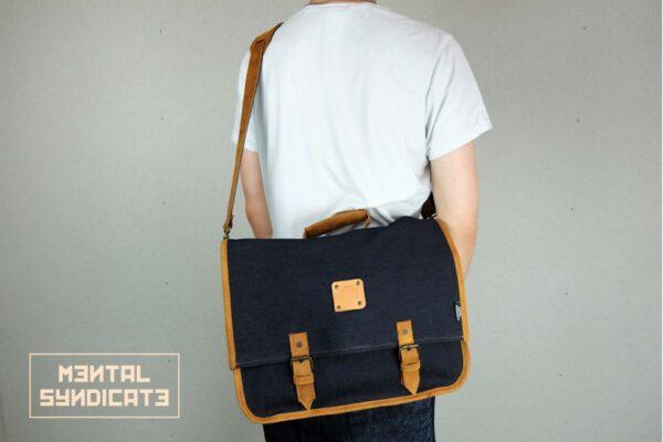 Peyo Messenger Bag Selvedge - 5