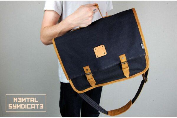 Peyo Messenger Bag Selvedge - 0