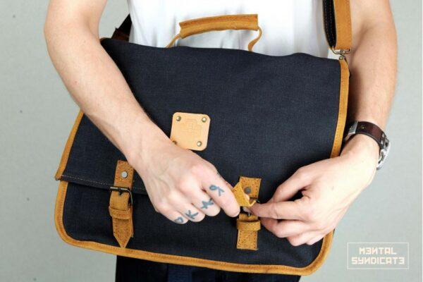 Peyo Messenger Bag Selvedge - 1