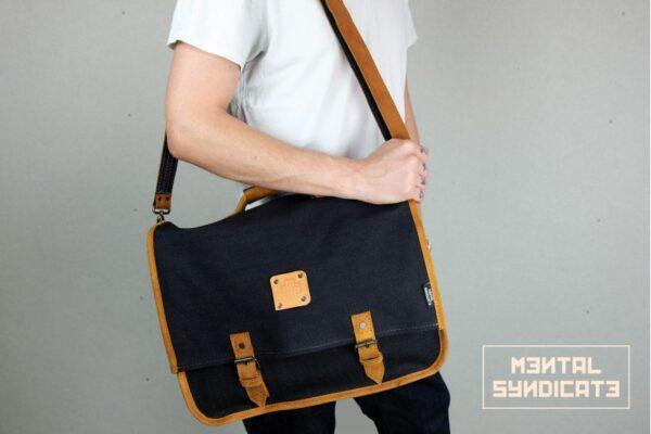 Peyo Messenger Bag Selvedge - 2