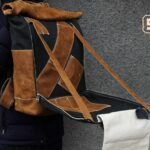 Chef Roll Top Backpack ''Knife Ship'' - 8