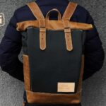 Chef Roll Top Backpack ''Knife Ship'' - 0