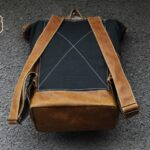Chef Roll Top Backpack ''Knife Ship'' - 1