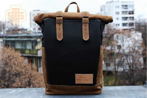 Chef Roll Top Backpack ''Knife Ship'' - 3