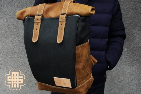 Chef Roll Top Backpack ''Knife Ship'' - 4
