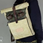 """Roll Top Backpack """"Under The Bridge"""" RRB W - 0"""