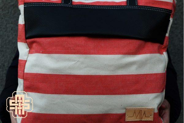 Messenger Bag ''Trooper'' Lollipop - 4