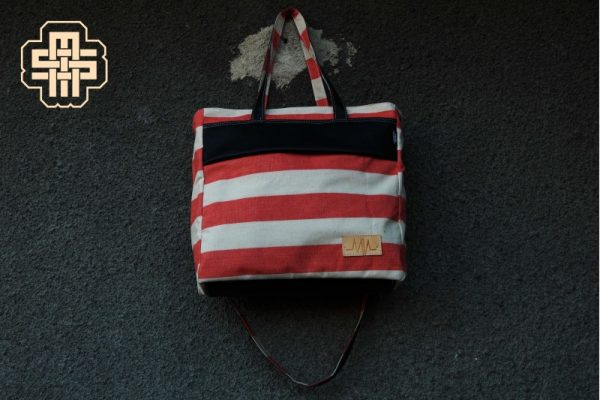 Messenger Bag ''Trooper'' Lollipop - 0