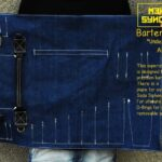 Bartender Roll UnderMental Acid Denim - 4