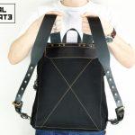 Roll Top Backpack ''Urban Drop'' - 6