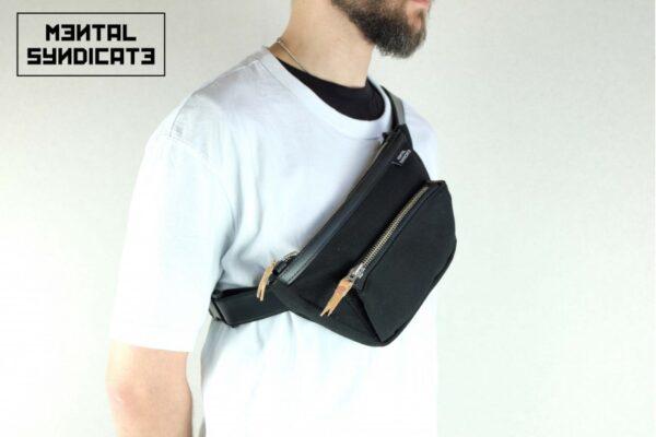Waist Bag ''BLCK'' - 0