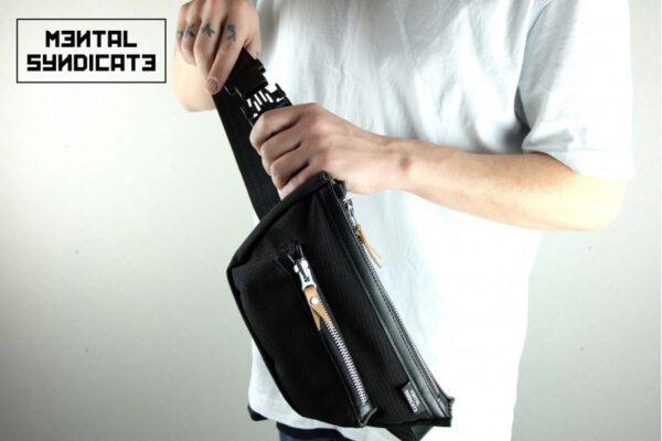 Waist Bag ''BLCK'' - 1