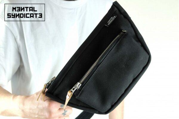 Waist Bag ''BLCK'' - 2