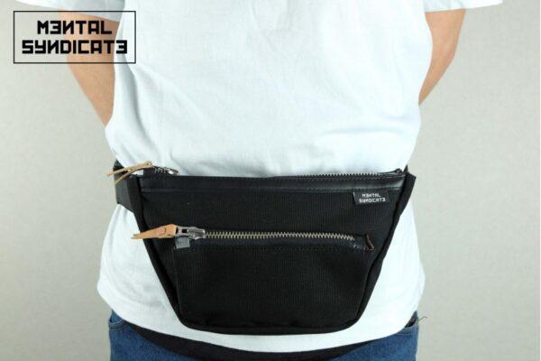Waist Bag ''BLCK'' - 3