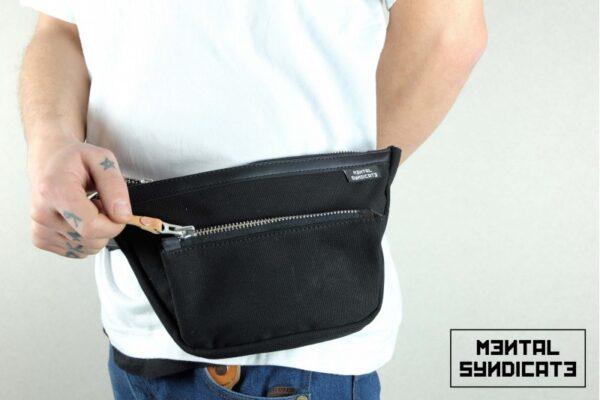 Waist Bag ''BLCK'' - 5