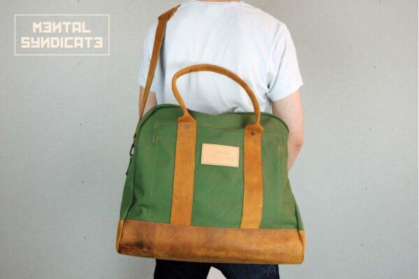 Weekender Bag GH Green - 3