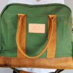 Weekender Bag GH Green - 4