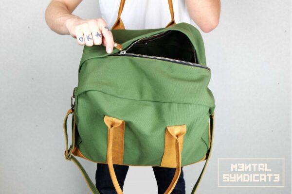 Weekender Bag GH Green - 0