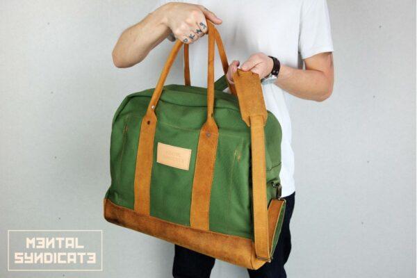 Weekender Bag GH Green - 1