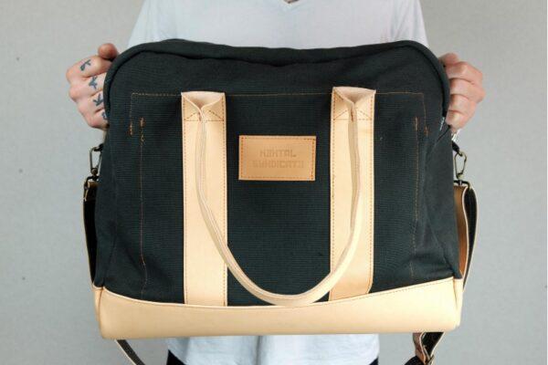 Weekender Bag Petrol - 4