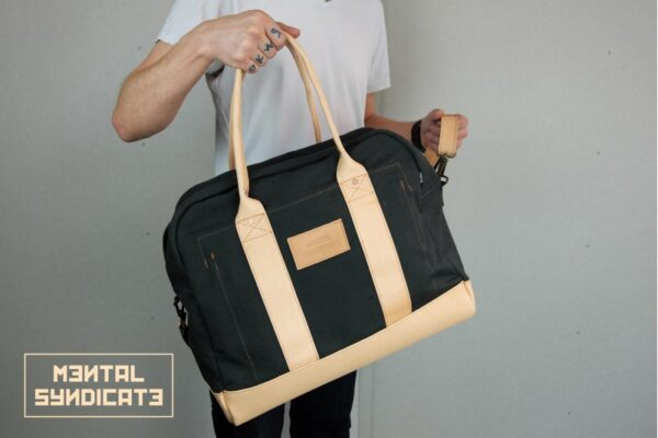 Weekender Bag Petrol - 0