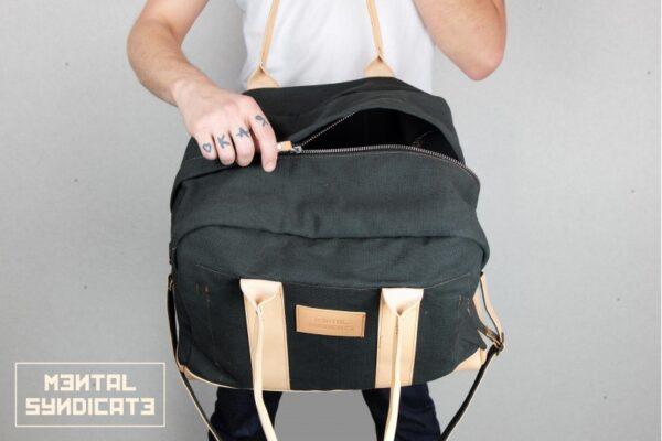 Weekender Bag Petrol - 1