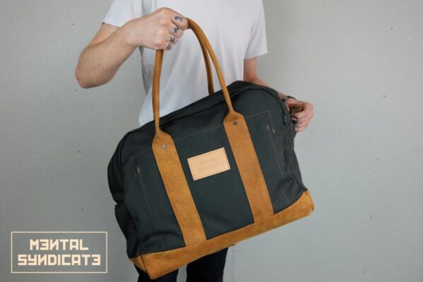 Weekender Bag Petrol R - 0