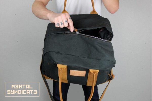 Weekender Bag Petrol R - 1