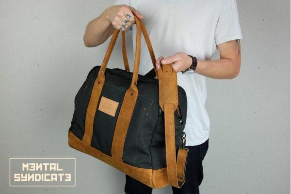 Weekender Bag Petrol R - 2