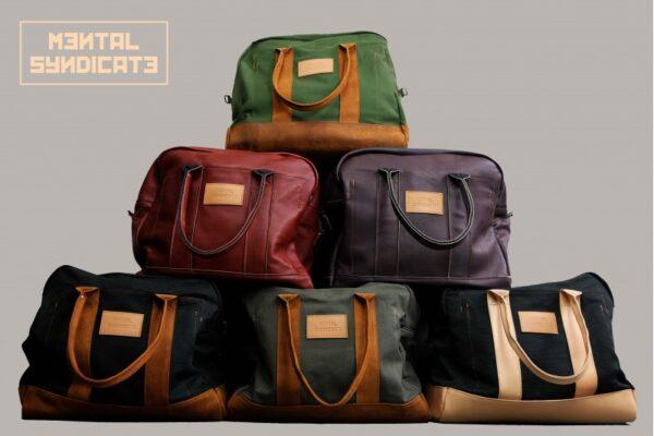 Weekender Bag Petrol - 3
