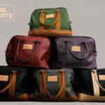 Weekender Bag Petrol R - 3